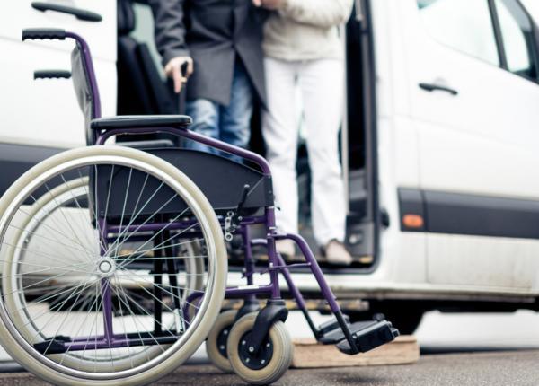 wózek do przewożenia chorych