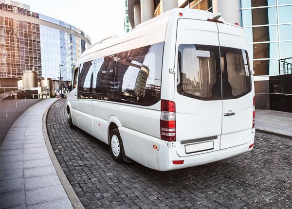 bus do transportu osób